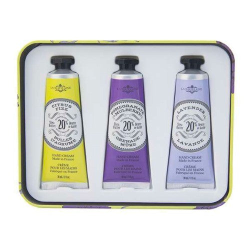 LA CHATELAINE HAND CREAM SET