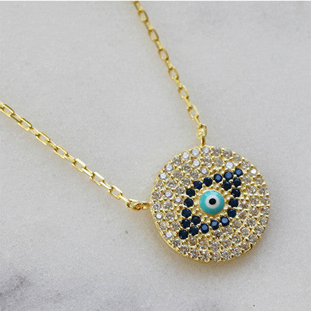 CELESTIAL STATION NECKLACE