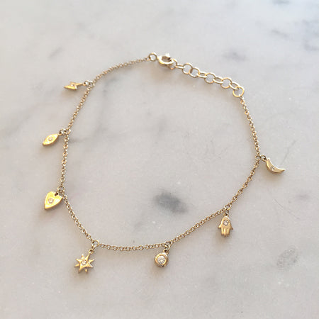 THREE WISHES BRACELET
