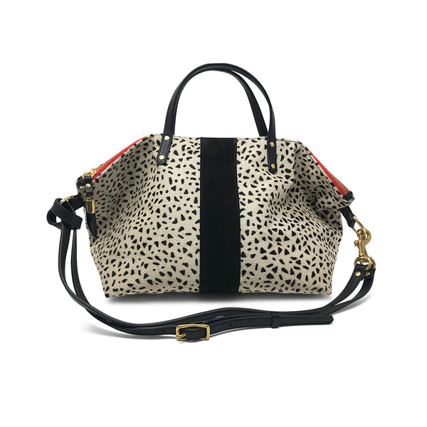CHEETAH PRINT DEVON HOLDALL - katie diamond jewelry