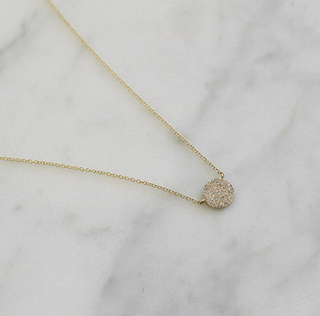 OPEN HEART ADJUSTABLE NECKLACE