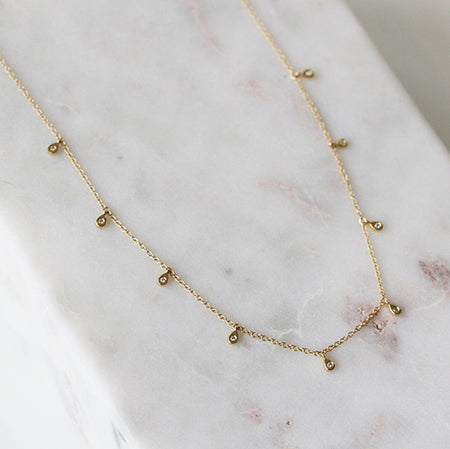 INA OPAL NECKLACE