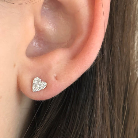SECRET GARDEN DIAMOND EARRINGS