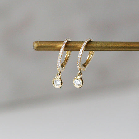 MARQUISE OPAL EARRINGS