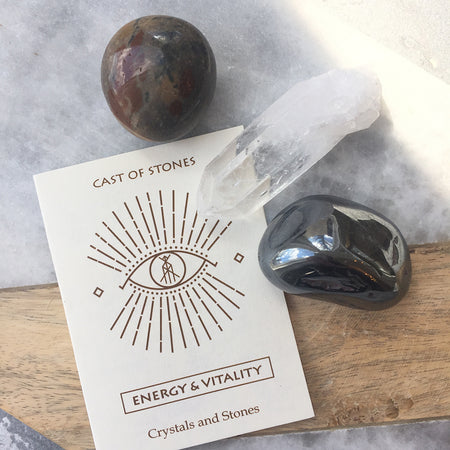 DAILY RITUAL + STONE BLENDS