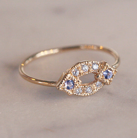 CARINA DIAMOND BAND