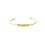 ENGRAVABLE ID BANGLE