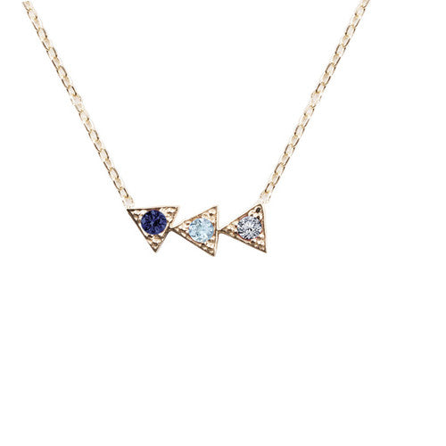 LANDON NECKLACE - katie diamond jewelry