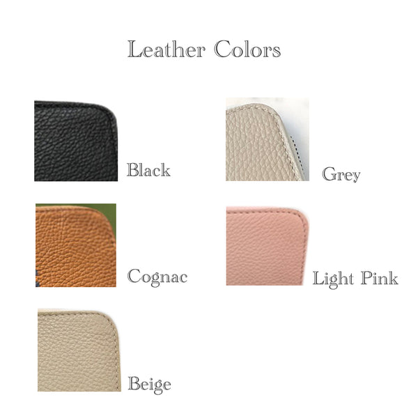 LINDA LEATHER WALLET