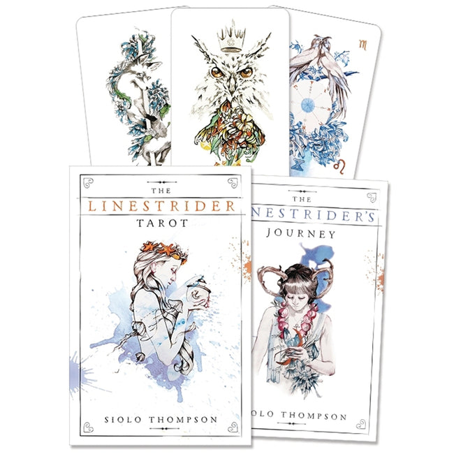 The Linestrider Tarot Set at Katie Diamond in Ridgewood NJ