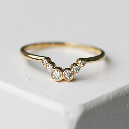 BIANCA LACE RING
