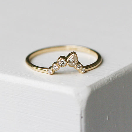 DIAMOND STARDUST RING