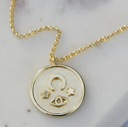 LUCKY PROTECTION NECKLACE