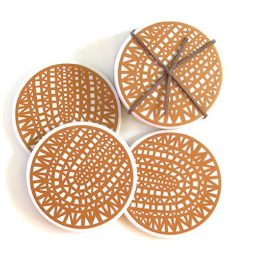MARA COASTER SET - katie diamond jewelry
