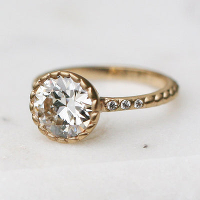 MARI RING - katie diamond jewelry