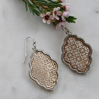 ALHAMBRA EARRINGS - katie diamond jewelry