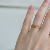 NAOMI RING - katie diamond jewelry