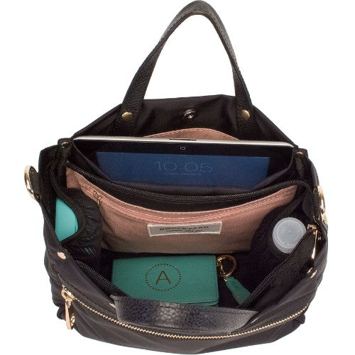 POSH NYLON CROSSBODY