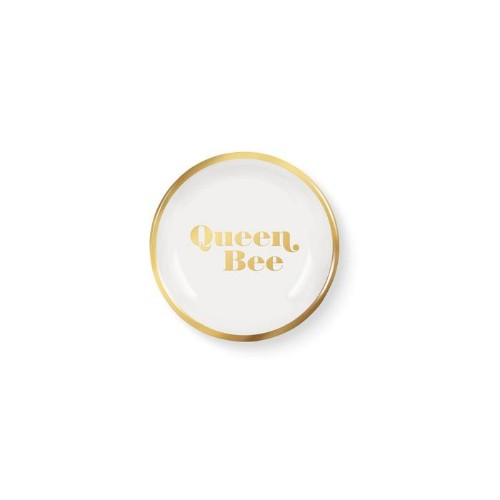QUEEN BEE ROUND TRAY