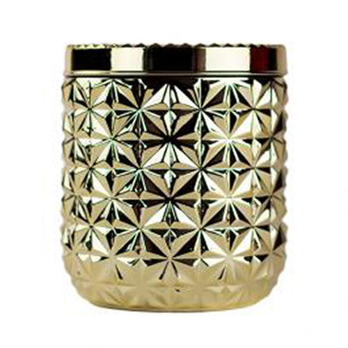 LARGE METALLIC ECO-FRIENDLY CANDLE