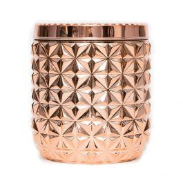 LARGE METALLIC ECO-FRIENDLY CANDLE - katie diamond jewelry
