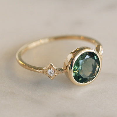 SAVANNAH TOURMALINE RING