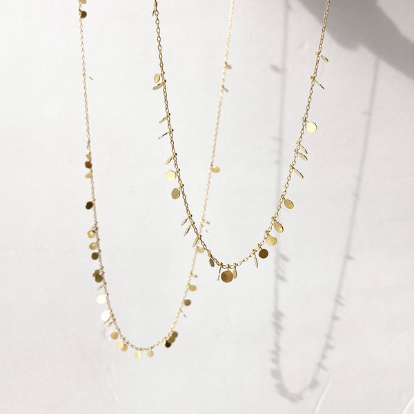 RANDOM DOTS NECKLACE