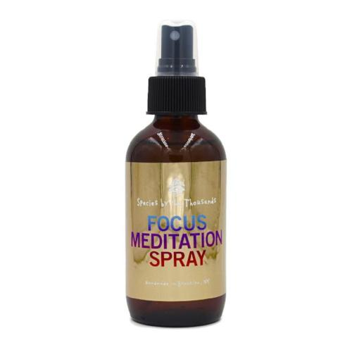 FOCUS MEDITATION SPRAY - katie diamond jewelry