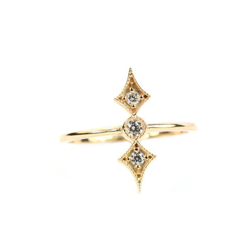 TAYLOR RING - katie diamond jewelry
