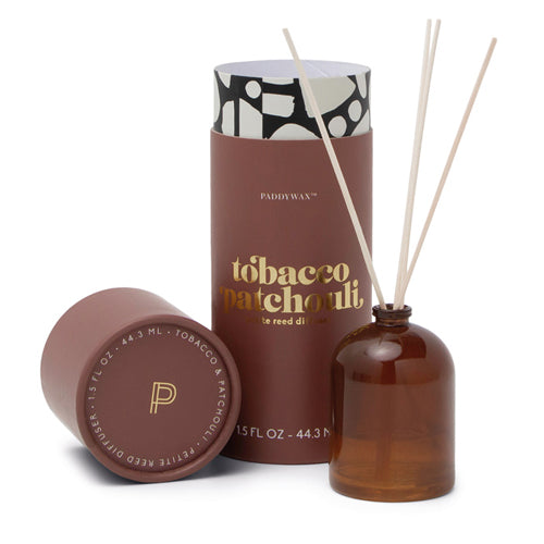 Paddywax Petite Diffuser in Tobacco Patchouli at Katie Diamond in Ridgewood NJ