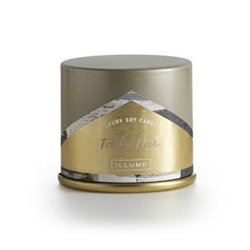 ILLUME VANITY TIN CANDLE -INDICA LAVENDER