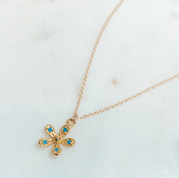 MARLEY TURQUOISE NECKLACE