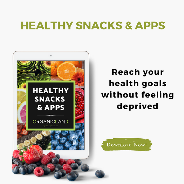 Healthy Snacks & Apps