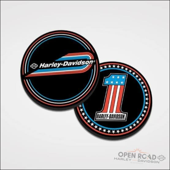 H-D® #1 Retro Tank Challenge Coin - 8009311 - Collectible