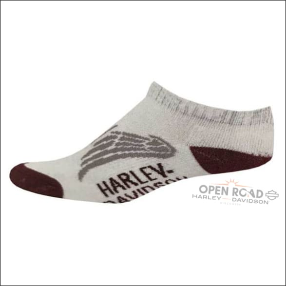 H-D® Women's Low Cut Wing Performance Wicking Riding Socks
