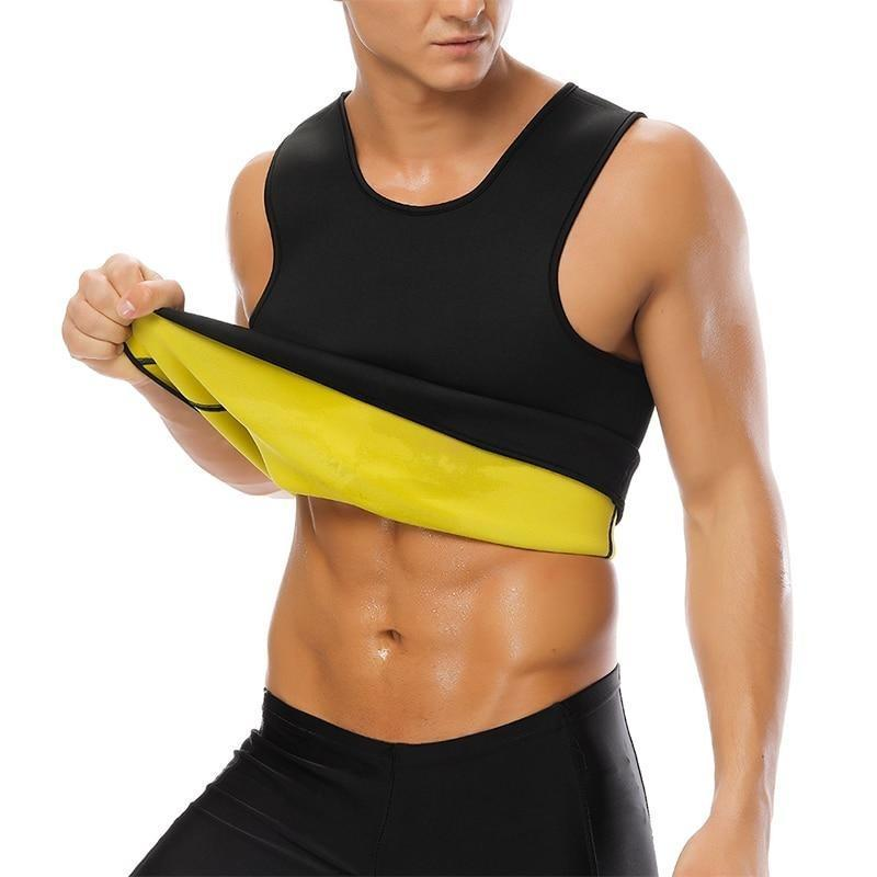 Men's Slimming Singlet