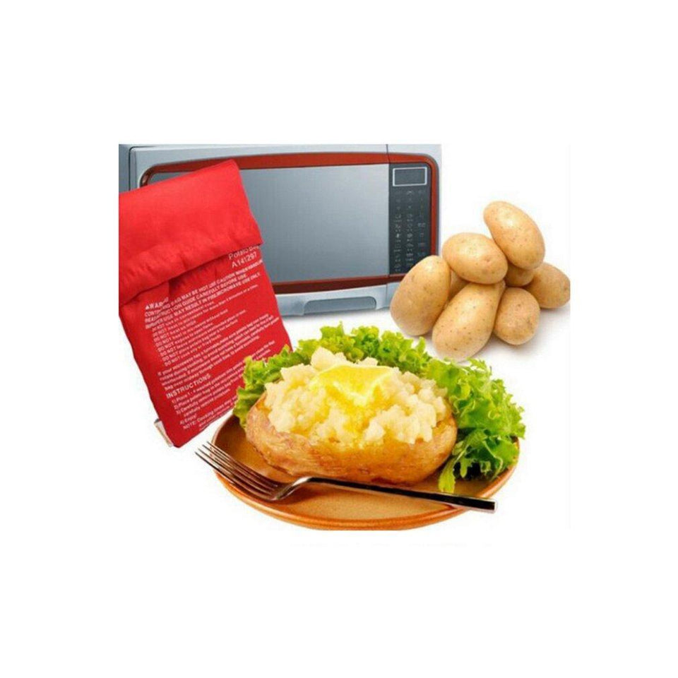 Microwave Potato Cooking Bag