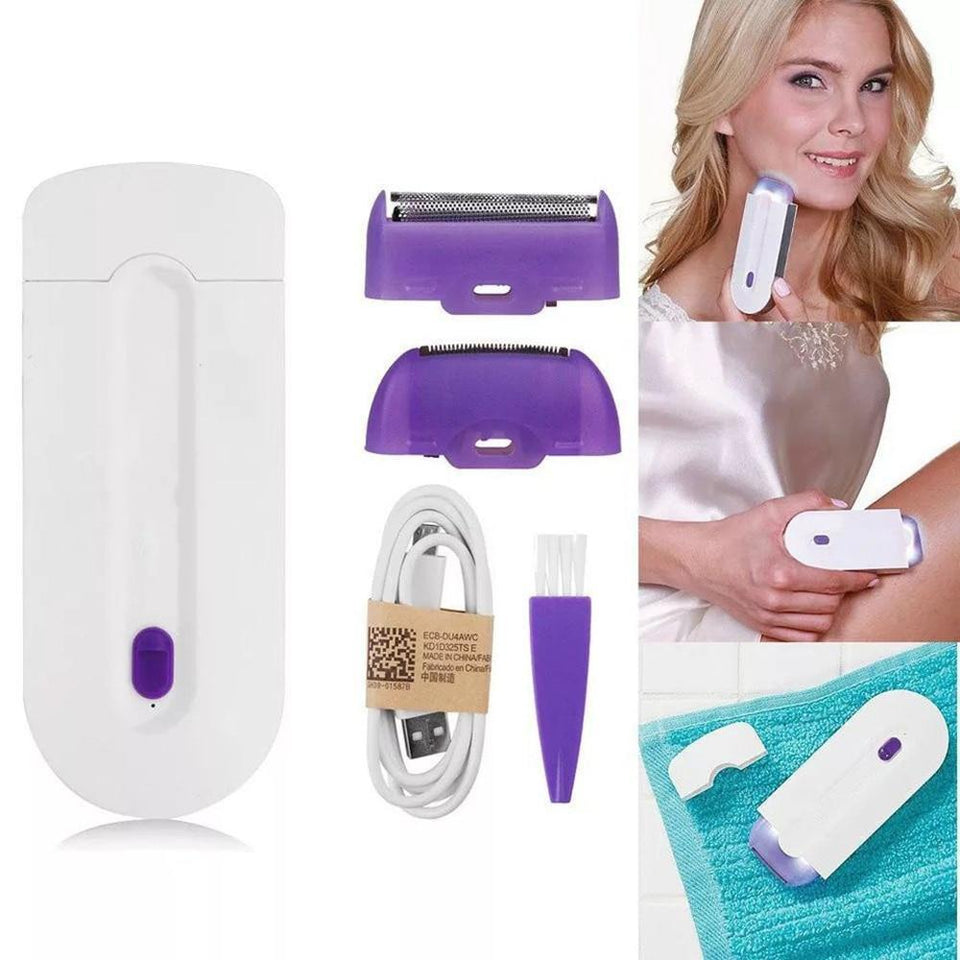 GLIDEAWAY INSTANT PAIN FREE HAIR REMOVER