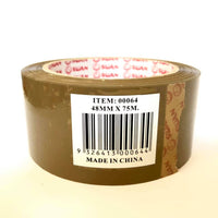 Packing Tape Brown 48mm