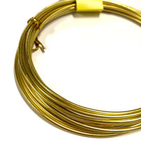 Craft Wire 3m Gold