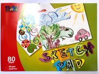 Sketch Pad Kids A3 80p