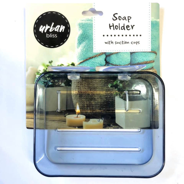 XXX Soap Holder Acrylic with Suction Cups