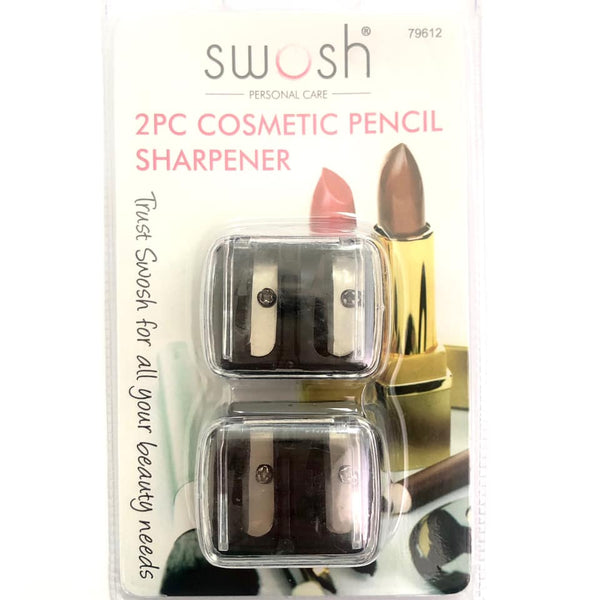 Cosmetic Pencil Sharpener 2pk