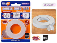 StickFX Double Sided Tape 10mmx10m