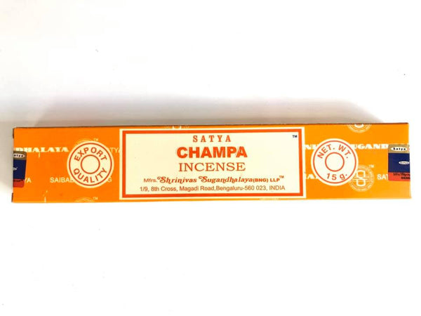 Incense Satya Champa 15gm