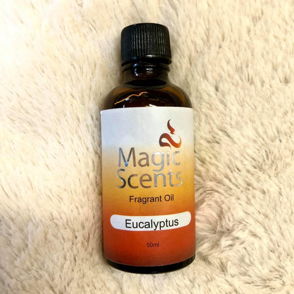 Magic Scents Oil Eucalyptus 50ml