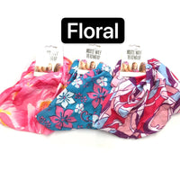 Head Wrap Multi Way Floral