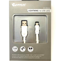 USB Cable iPhone Flat