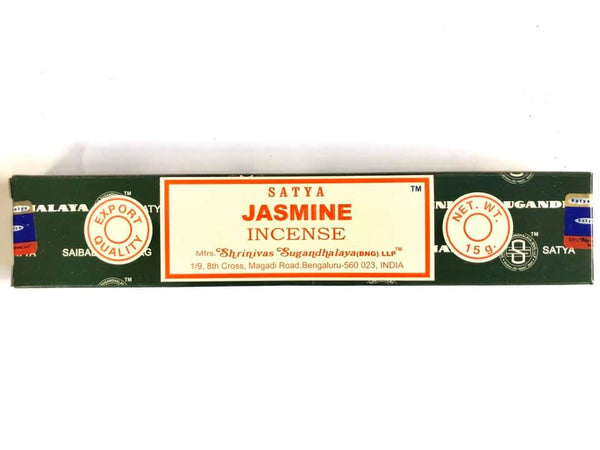 Incense Satya Jasmine 15gm