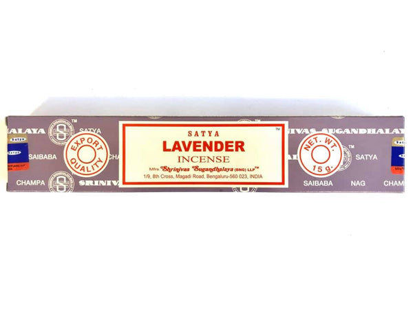 Incense Satya Lavender 15gm